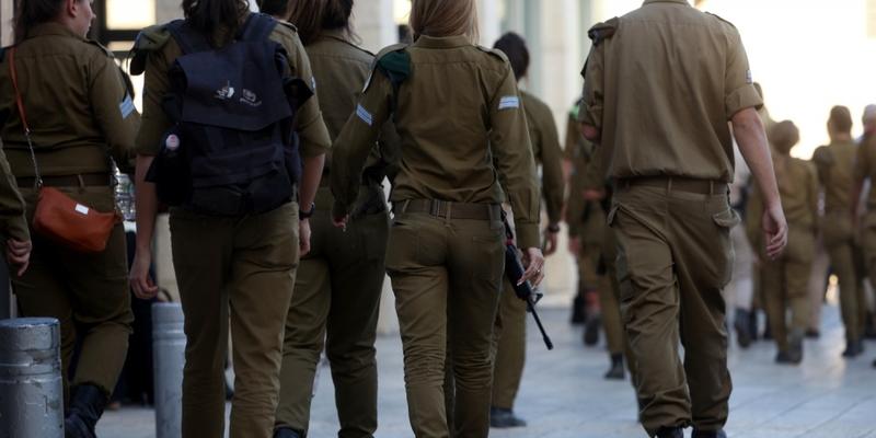 Israelische Soldatinnen - Foto: über dts Nachrichtenagentur