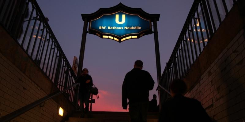 U-Bahnhof Rathaus Neukölln - Foto: über dts Nachrichtenagentur