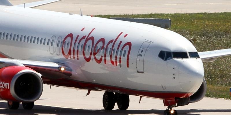 AirBerlin-Maschine - Foto: über dts Nachrichtenagentur