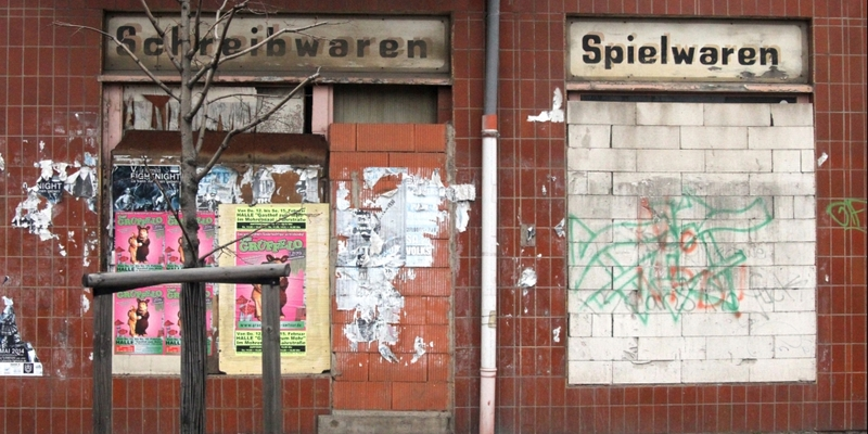 Leerstehende Häuser - Foto: über dts Nachrichtenagentur