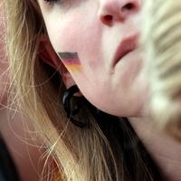 Weiblicher Fußballfan - Foto: über dts Nachrichtenagentur