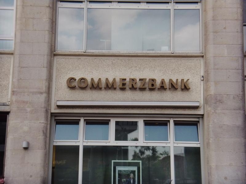 Commerzbank - Foto: ad-hoc-news.de