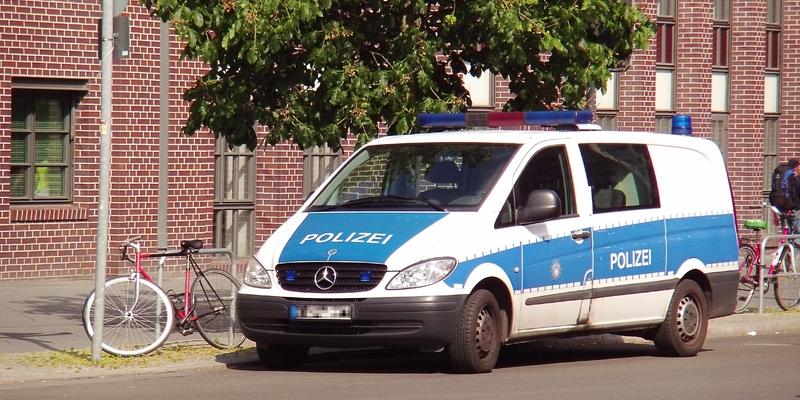 Polizei - Foto: ad-hoc-news.de