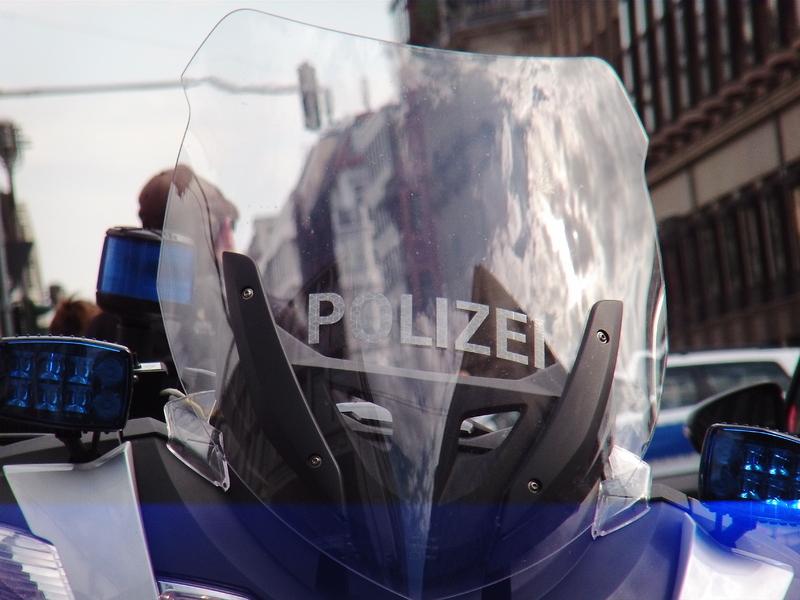 Polizeimotorrad - Foto: ad-hoc-news.de