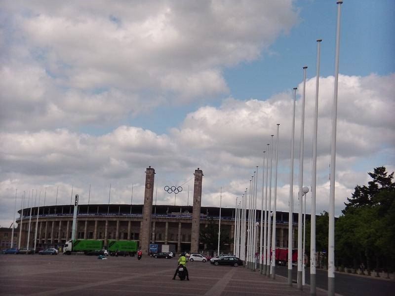 Olympiastadium - Foto: ad-hoc-news.de