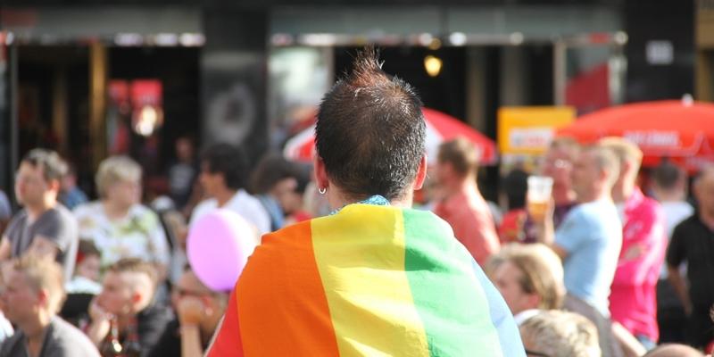 Homosexueller Aktivist - Foto: über dts Nachrichtenagentur