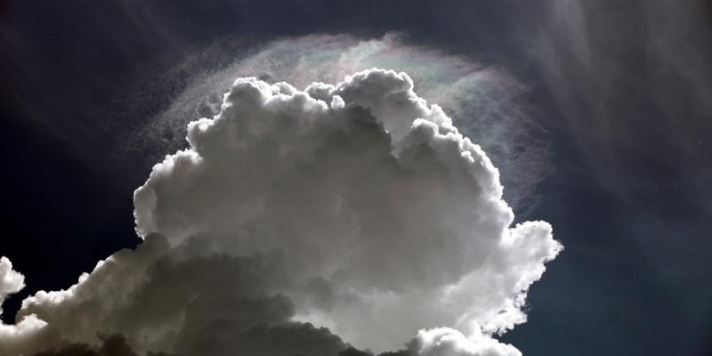 Wolken und Sonne kurz vor Unwetter - Foto: über dts Nachrichtenagentur