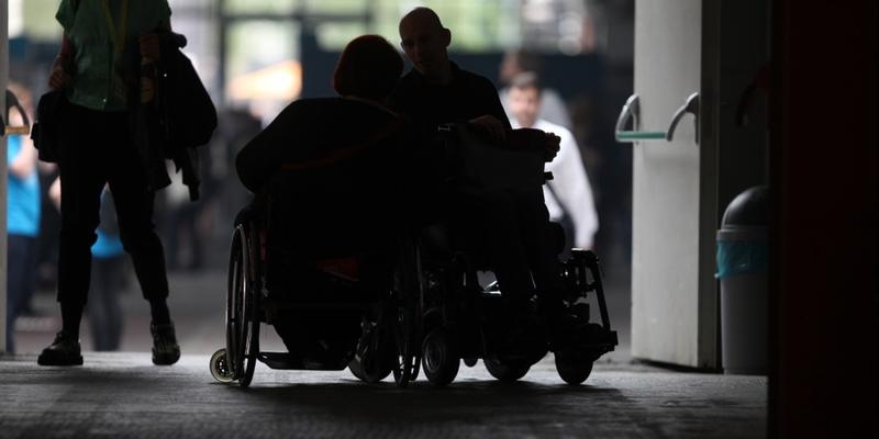 Rollstuhlfahrer - Foto: über dts Nachrichtenagentur