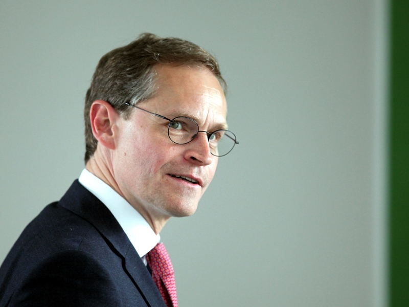 Michael Müller (Regierender Bürgermeister Berlin) - Foto: über dts Nachrichtenagentur
