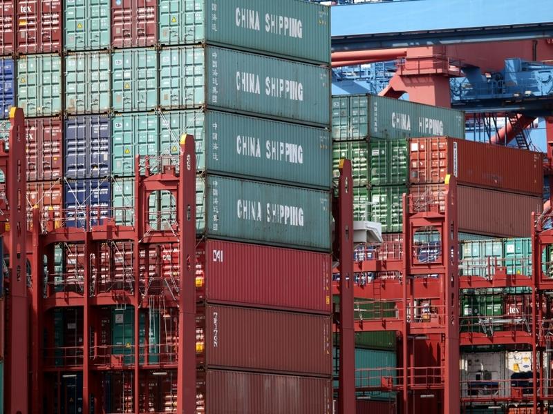 Container - Foto: über dts Nachrichtenagentur