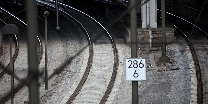 Schienen - Foto: über dts Nachrichtenagentur