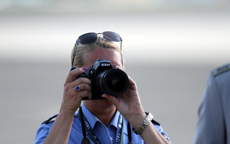Polizistin - Foto: über dts Nachrichtenagentur