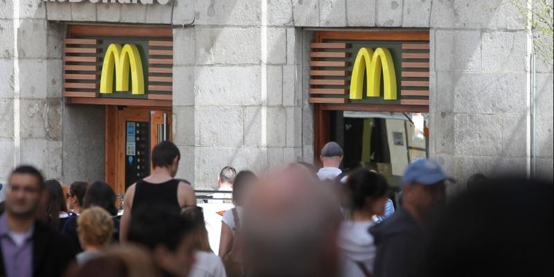 McDonald`s - Foto: über dts Nachrichtenagentur