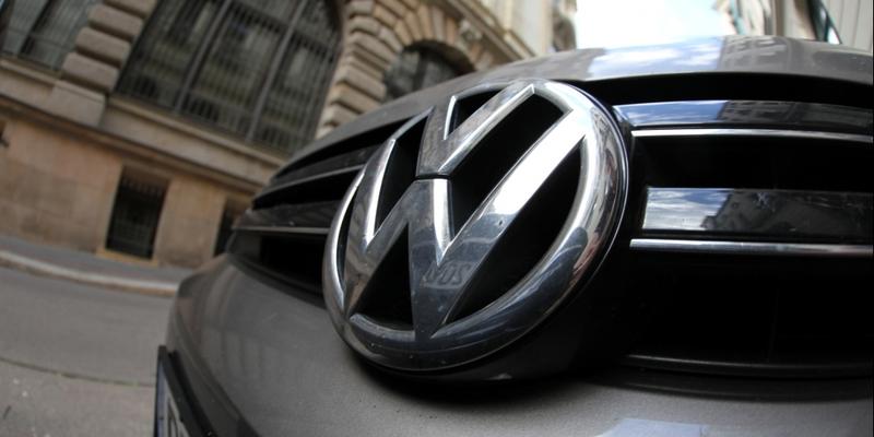 VW-Logo - Foto: über dts Nachrichtenagentur