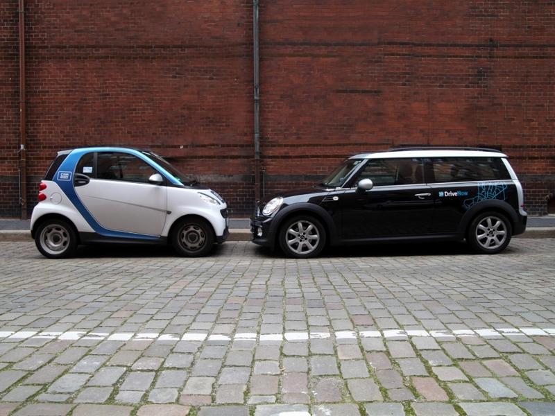 DriveNow und Car2Go - Foto: über dts Nachrichtenagentur