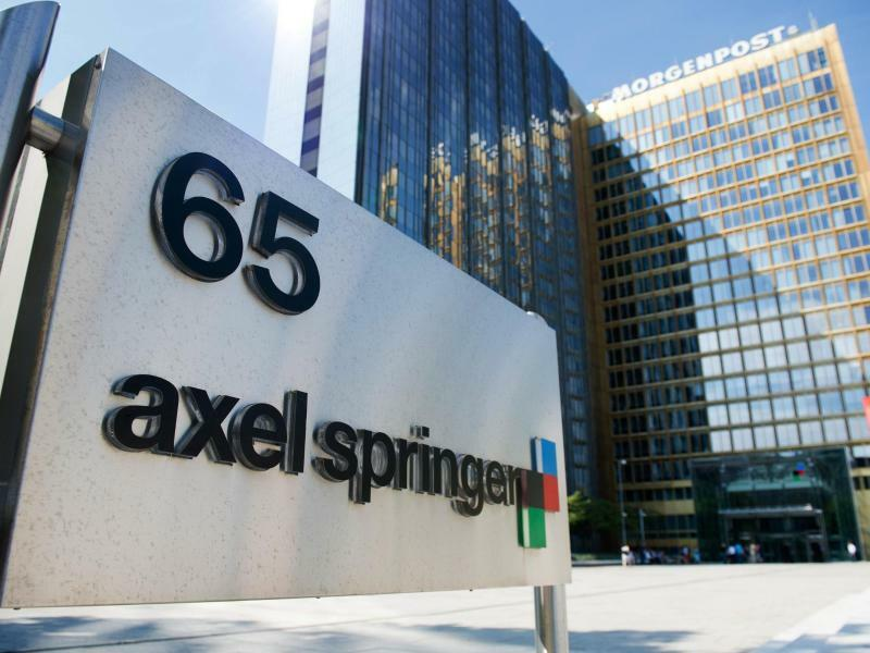 Axel Springer - Foto: Maurizio Gambarini