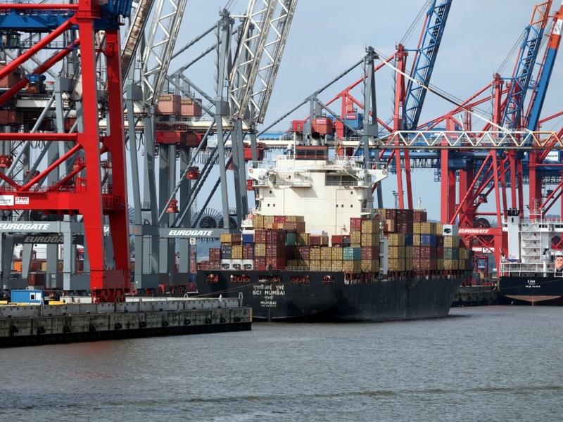 Containerschiff - Foto: über dts Nachrichtenagentur