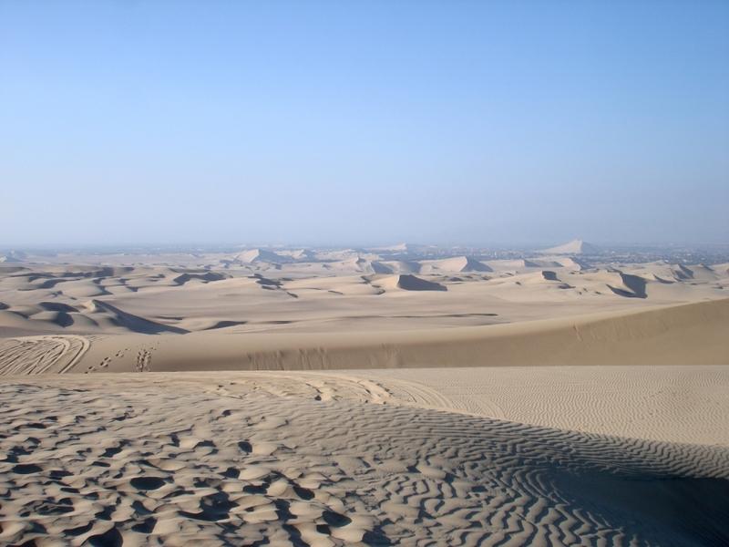 Wüste - Foto: über dts Nachrichtenagentur