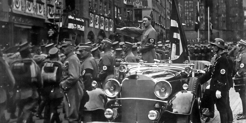 Adolf Hitler - Foto: über dts Nachrichtenagentur