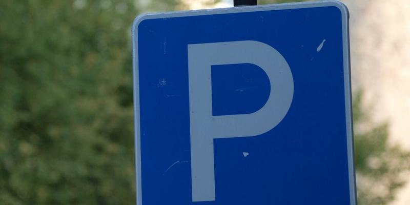 Parkplatz-Schild - Foto: über dts Nachrichtenagentur