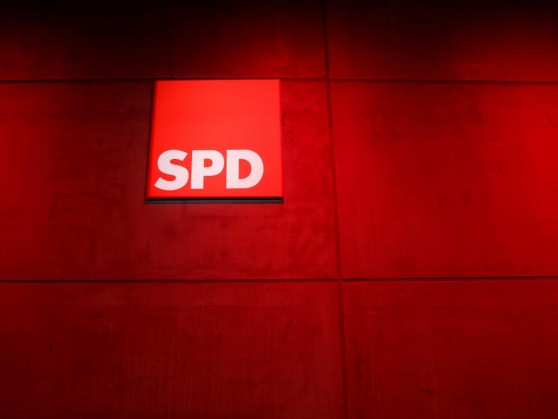 SPD-Logo - Foto: über dts Nachrichtenagentur