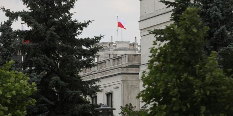 Polnisches Parlament in Warschau - Foto: über dts Nachrichtenagentur