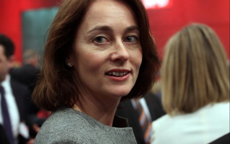Katarina Barley - Foto: über dts Nachrichtenagentur