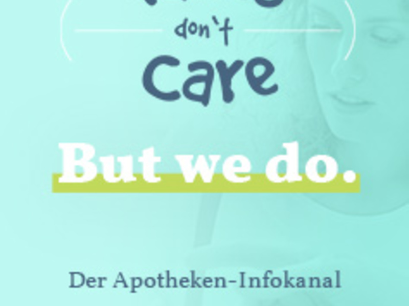 Aus Fakes don't care wurde Fakes don't care. But we do. - Foto: jutta pint communications, pressetext.de