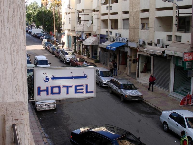 Hotel in Marokko - Foto: über dts Nachrichtenagentur