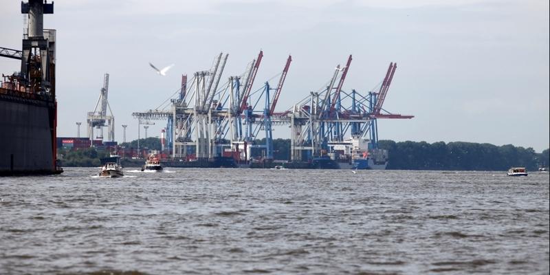 Hamburger Container-Hafen - Foto: über dts Nachrichtenagentur