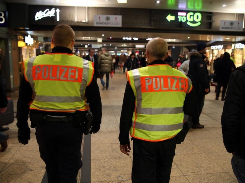 Bundespolizei im Bahnhof - Foto: über dts Nachrichtenagentur
