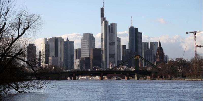 Skyline von Frankfurt / Main - Foto: über dts Nachrichtenagentur