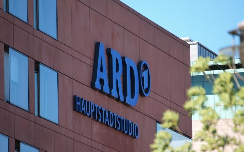 ARD-Hauptstadtstudio - Foto: über dts Nachrichtenagentur