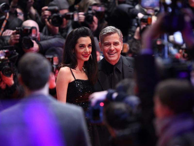 Amal Alamuddin und George Clooney - Foto: über dts Nachrichtenagentur