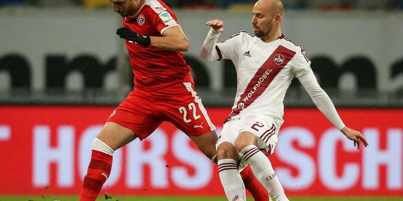 Fortuna Düsseldorf - 1. FC Nürnberg - Foto: Maja Hitij