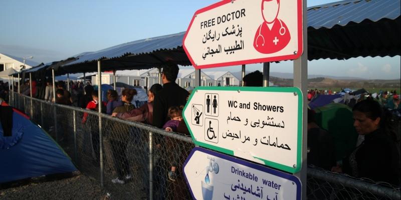 Flüchtlingslager Idomeni - Foto: über dts Nachrichtenagentur