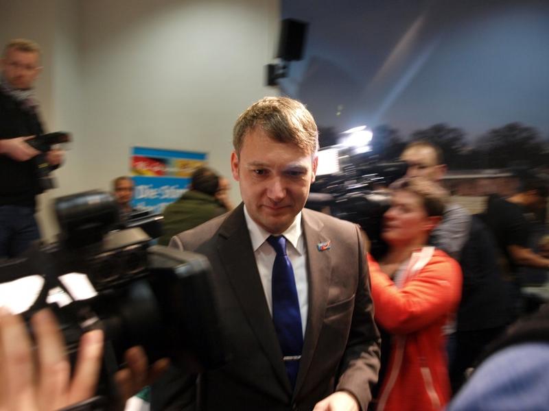 André Poggenburg - Foto: über dts Nachrichtenagentur