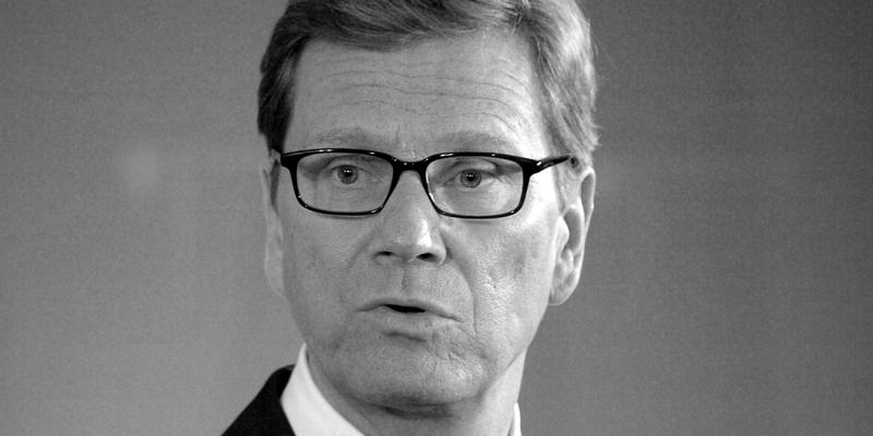Guido Westerwelle - Foto: über dts Nachrichtenagentur