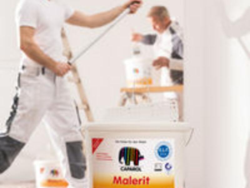 E.L.F.-Farbe Malerit - Foto: Caparol Farben Lacke Bautenschutz, pressetext.de