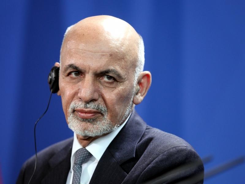 Ashraf Ghani - Foto: über dts Nachrichtenagentur
