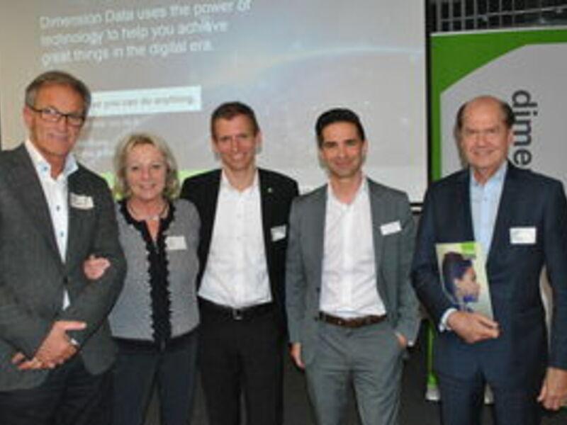 Club Tirol in Wien lud zum spannenden IT-Update zu Dimension Data - Foto: E&K Public Relations GmbH, pressetext.de