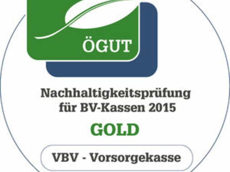 ÖGUT-Gütesiegel 2015 - Foto: Quality Austria/VBV, pressetext.de