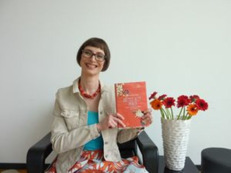 Die Autorin von Das Miss-Bizzy-Prinzip - Foto: Alexandra Abbrederis Simpson, pressetext.de