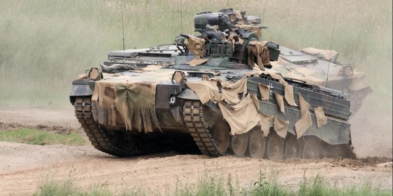 Bundeswehr-Panzer - Foto: über dts Nachrichtenagentur