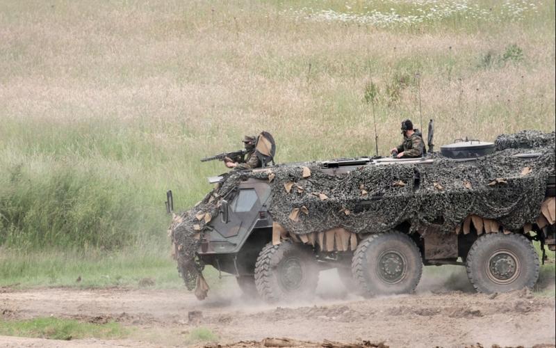 Bundeswehr-Panzer Fuchs - Foto: über dts Nachrichtenagentur