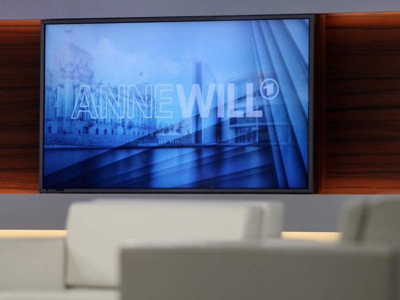 ARD-Fernsehstudio Anne Will - Foto: über dts Nachrichtenagentur