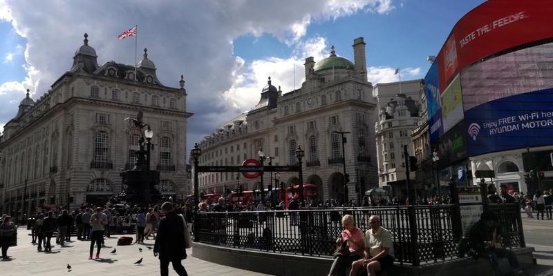 Piccadilly Circus in London - Foto: über dts Nachrichtenagentur