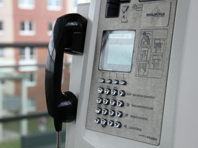 Telefonzelle - Foto: über dts Nachrichtenagentur