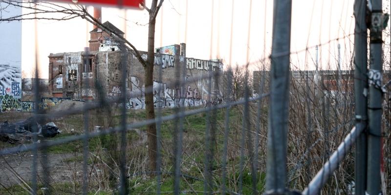 Leerstehendes Grundstück in Kreuzberg - Foto: über dts Nachrichtenagentur