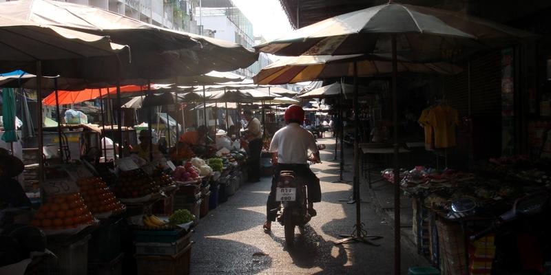 Straßenmarkt in Thailand - Foto: über dts Nachrichtenagentur